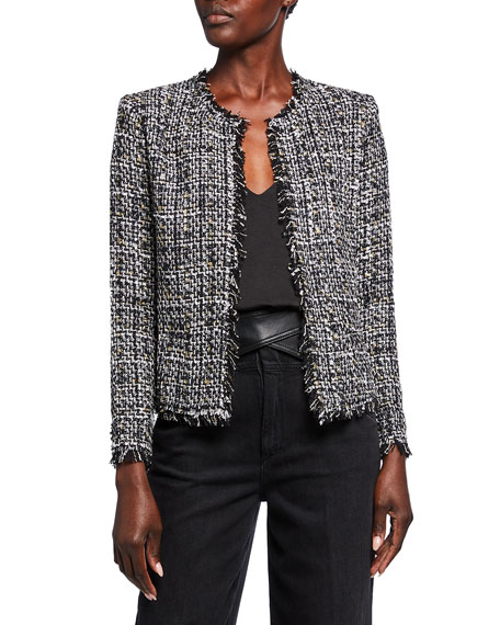 Iro Shivani Tweed Jacket