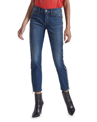 The Chained Stiletto Jeans