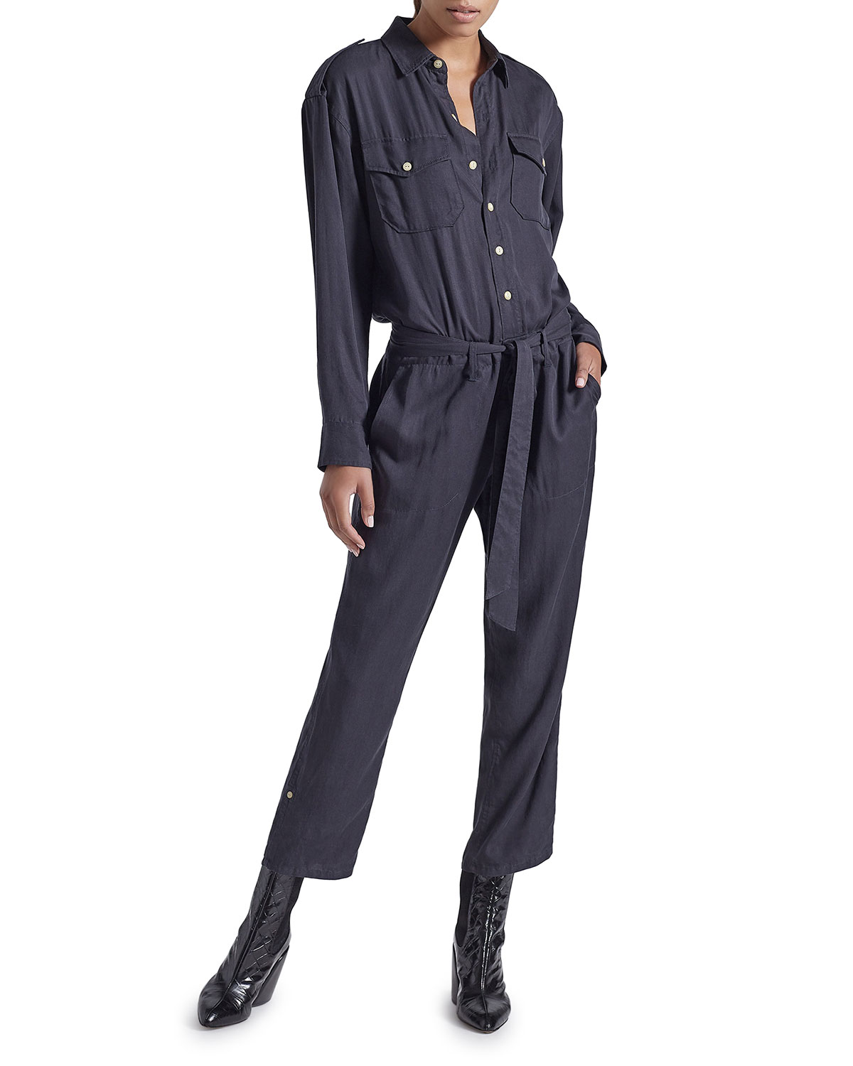 Current Elliott Suits THE KAYA COVERALL JUMPSUIT
