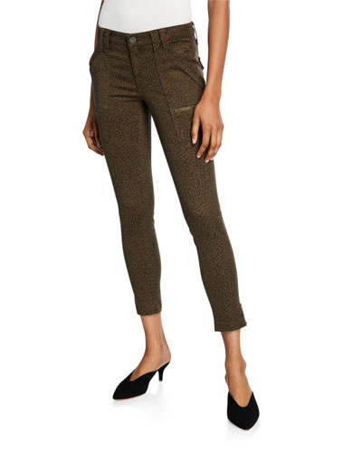 Park Cropped Skinny Jeans