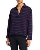 Frank & Eileen Tee Lab Striped Long-Sleeve Pullover