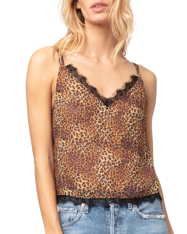 Bagheera Leopard Cami