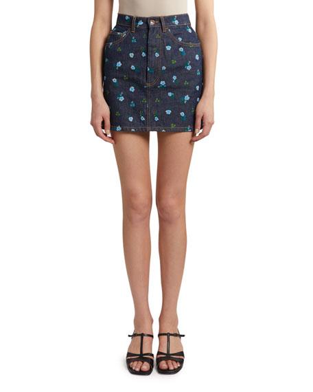 The Marc Jacobs The Mini Skirt