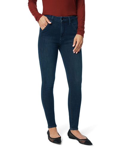 The High Honey Ankle Skinny Jeans