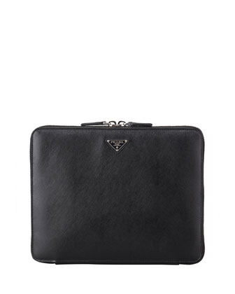 Saffiano Travel Computer Case