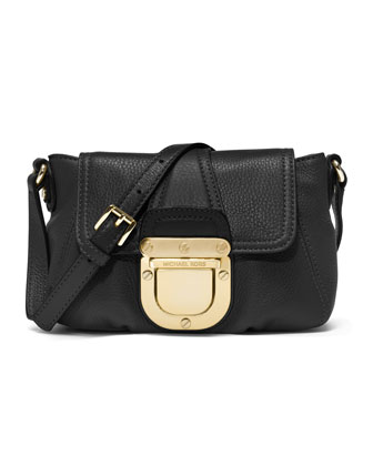 Charlton Crossbody Bag Shoulder Bag, Black