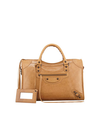 Classic City Bag, Cumin