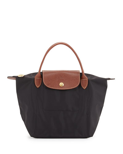 Le Pliage Small Handbag, Black
