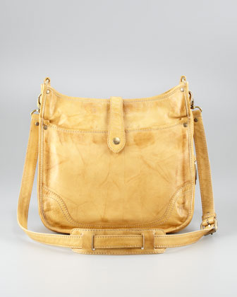 Campus Crossbody Bag, Banana