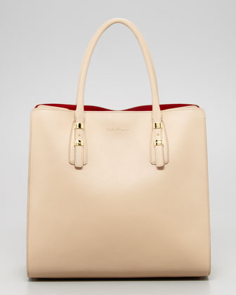 Whitney Leather Tote Bag