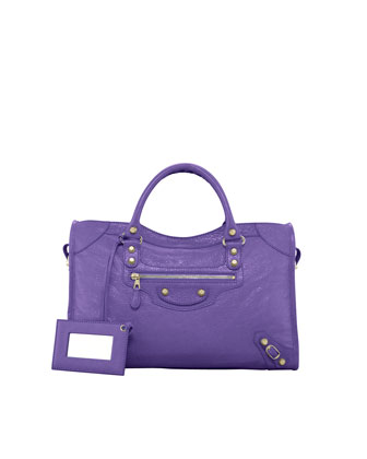 Giant 12 Golden City Bag, Mauve