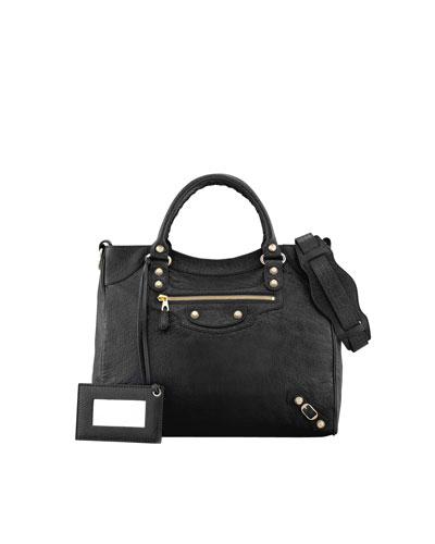Giant 12 Golden Velo Bag, Black