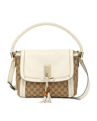 Bella Original GG Canvas Shoulder Bag