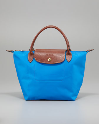 Le Pliage Small Tote Bag, Ultramarine