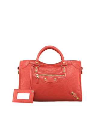 Giant 12 Golden City Bag, Coral