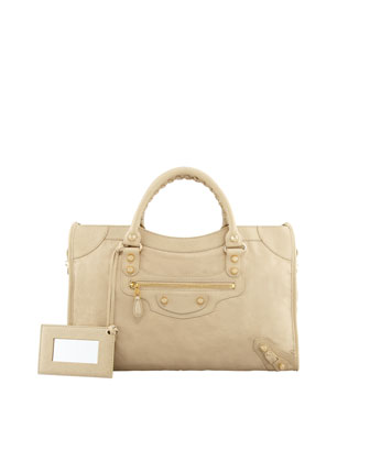 Giant 12 Golden City Bag, Tan
