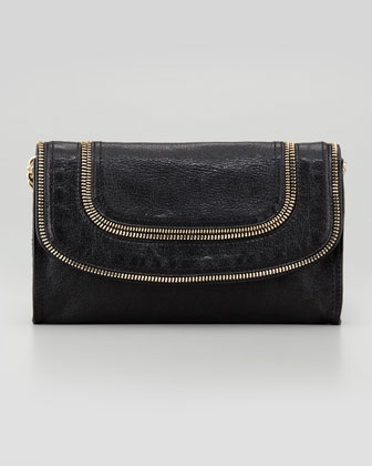 Naomi Zipper Clutch