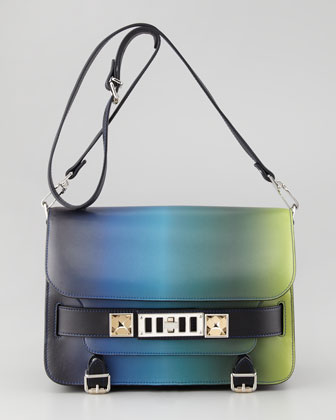 PS11 Classic Shoulder Bag, Ombre