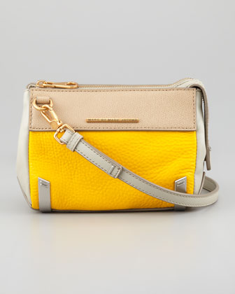 Sheltered Island Camera Bag, Yellow