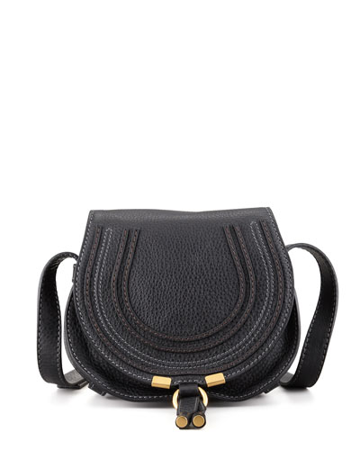 Marcie Small Leather Crossbody Bag