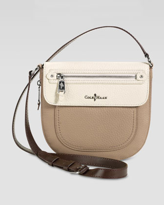 Crosby Colorblock Canteen Crossbody Bag