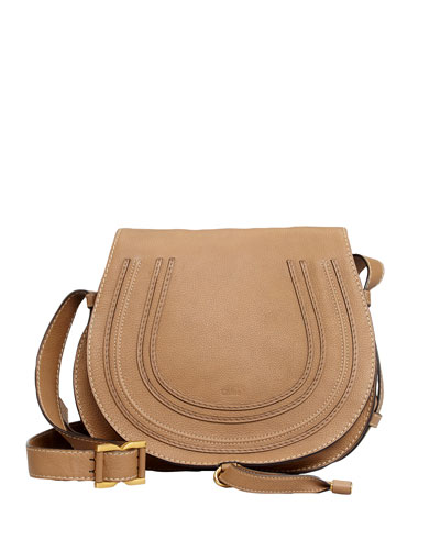 Marcie Medium Leather Crossbody Bag
