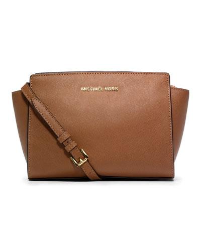 Selma Medium Messenger Bag, Luggage