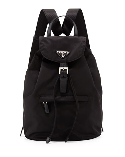 Vela Single-Pocket Backpack