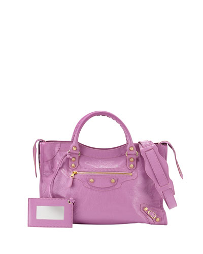 Giant 12 Golden City Bag, Rose