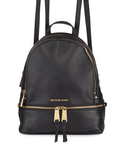 Rhea Small Zip Backpack