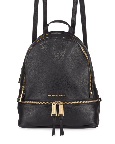 MICHAEL Michael Kors Rhea Small Zip Backpack