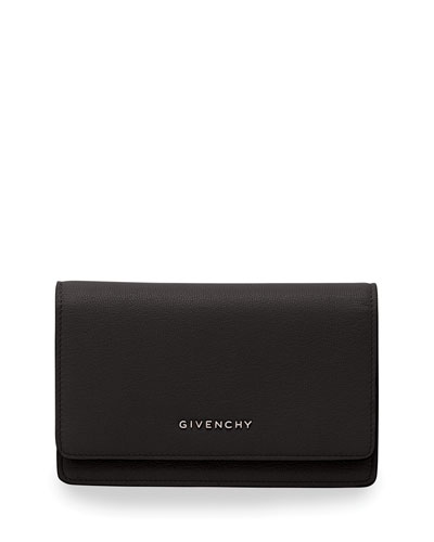 Flap Wallet On Chain, Black