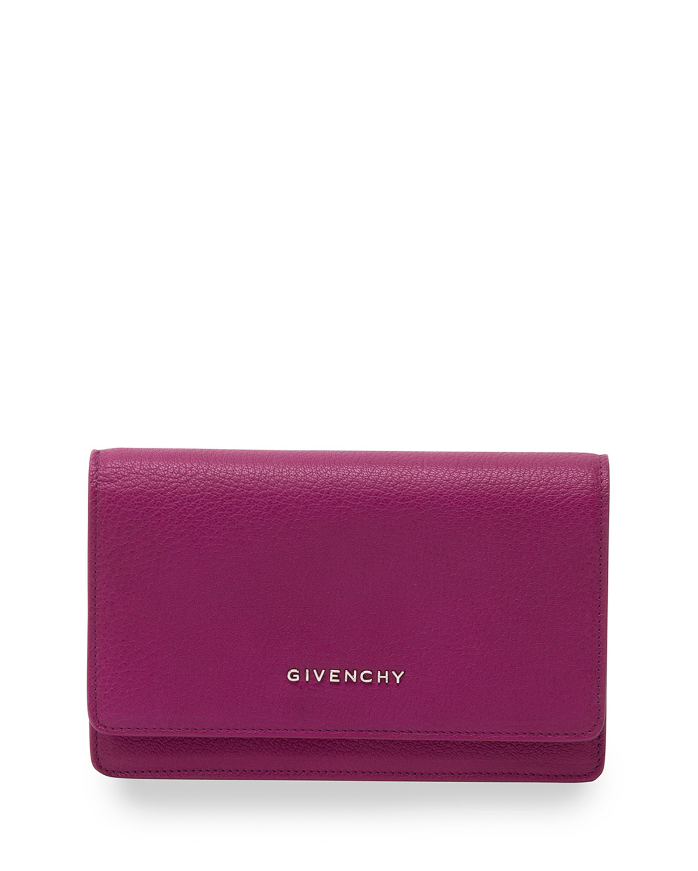 Flap Wallet On Chain, Purple