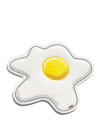 Egg Leather Sticker for Handbag