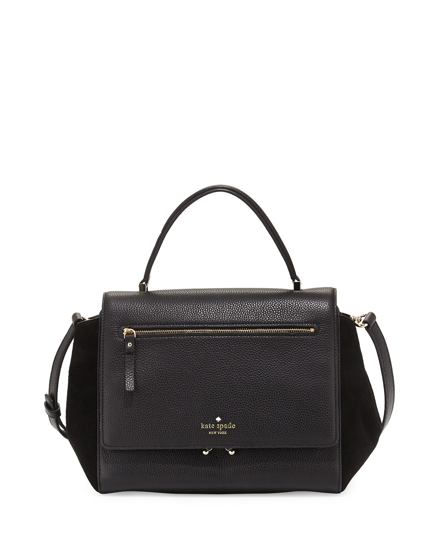 matthews drive anderson handbag, black