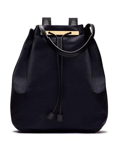 Backpack 11 Nylon Bag, Navy