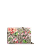 GG Blooms Dionysus Wallet on a Chain