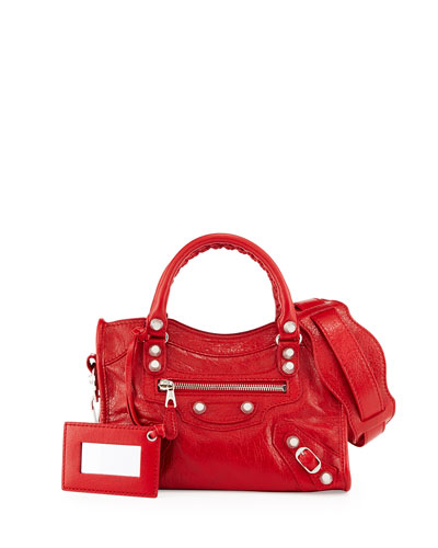 Giant 12 Golden City Mini Bag, Red
