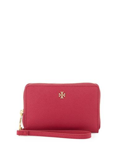 York Smartphone Wristlet Wallet