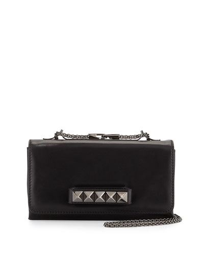 Va Va Voom Flap Shoulder Bag, Noir Black