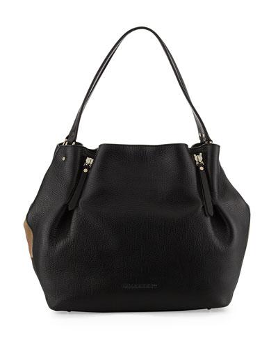 Maidstone Brit Medium Tote Bag, Black