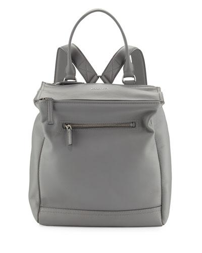 Pandora Calfskin Leather Backpack