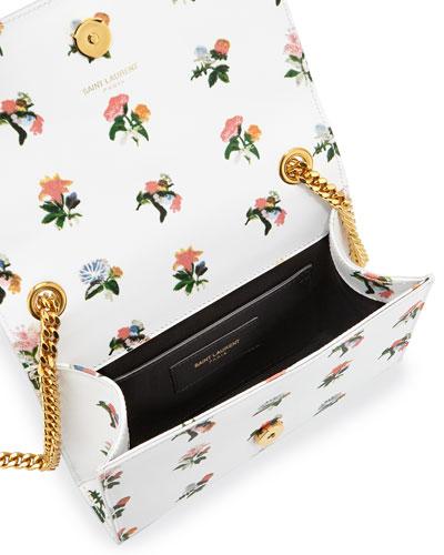 saint laurent bags - Saint Laurent Calfskin Monogram Bag | Neiman Marcus