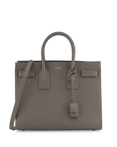 Sac de Jour Small Satchel Bag, Gray