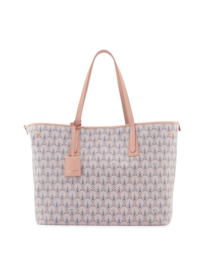 Marlborough Iphis Printed Tote Bag, Blush
