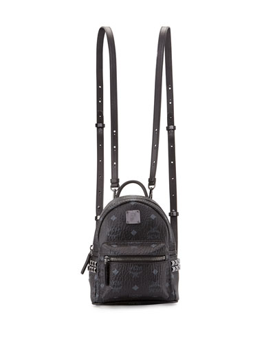 Stark Side-Stud X-Mini Backpack, Black