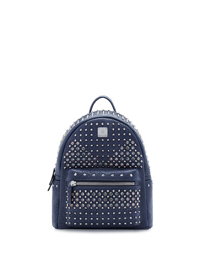 Stark Special Small Backpack, Dress Blue