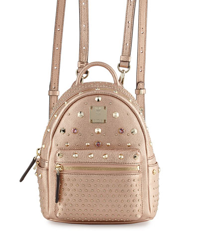 Stark Special Bebe Boo Backpack, Wall Taupe