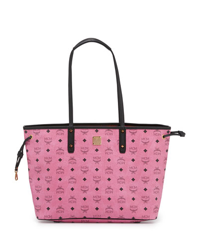 Shopper Project Visetos Reversible Tote Bag, Pink