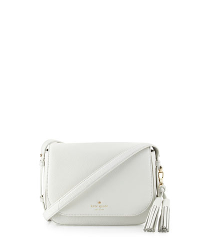 orchard street penelope crossbody bag, bright white